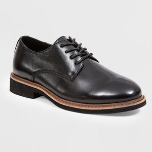 Boys' Deer Stags Denny Plain Toe Oxford Loafers